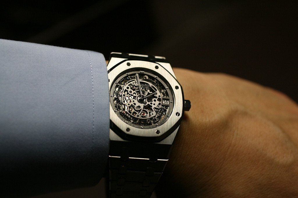 SIHH 2012 - AP The New Audemars Piguet Royal Oak Jumbo I-LWtXXTq-XL